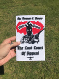 (0) NORMAN E. BROWN-LAST COURT OF APPEAL (BOOK)