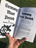 (0) THEODORE KAUFMAN-GERMANY MUST PERISH (BOOK)
