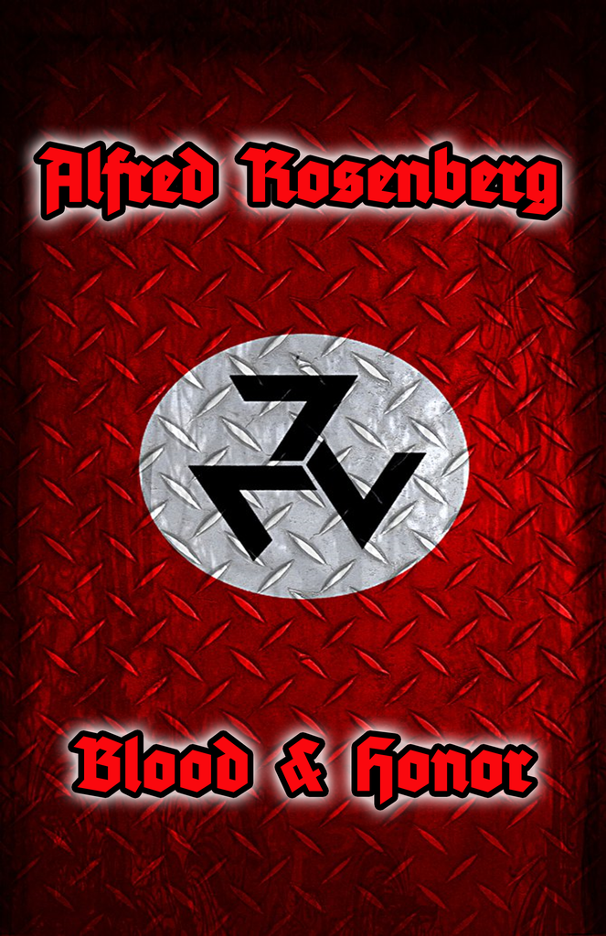 (0) Alfred Rosenberg-Blood and Honor (BOOK)