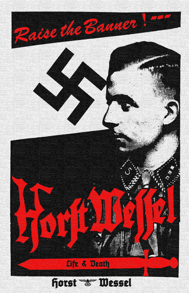(0) Horst Wessel-RAISE THE BANNER! LIFE AND DEATH (BOOK)