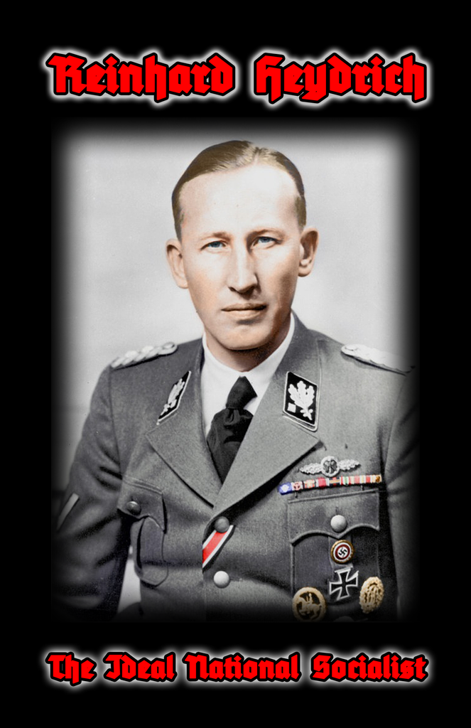 (0) Reinhard Heydrich-The Ideal National Socialist (BOOK)