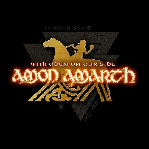 Amon Amarth-With Oden On Our Side (CD)