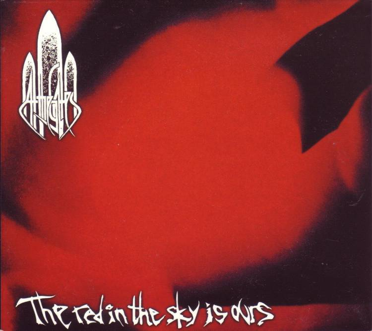 At The Gates-The Red Sky Is Ours (CD)