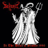 BEHERIT - At The Devil's Studio 1990 (CD)