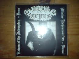 Vlad Tepes-Return Of The Unweeping/Winter Rehearsal '93 Demo