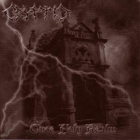 Cryptic (USA) - Once Holy Realm (CD)