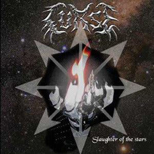 Curse (Isl) - Slaughter of the Stars (CD)