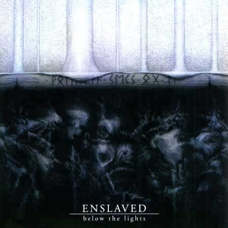 Enslaved (Nor) - Below the Lights (CD)