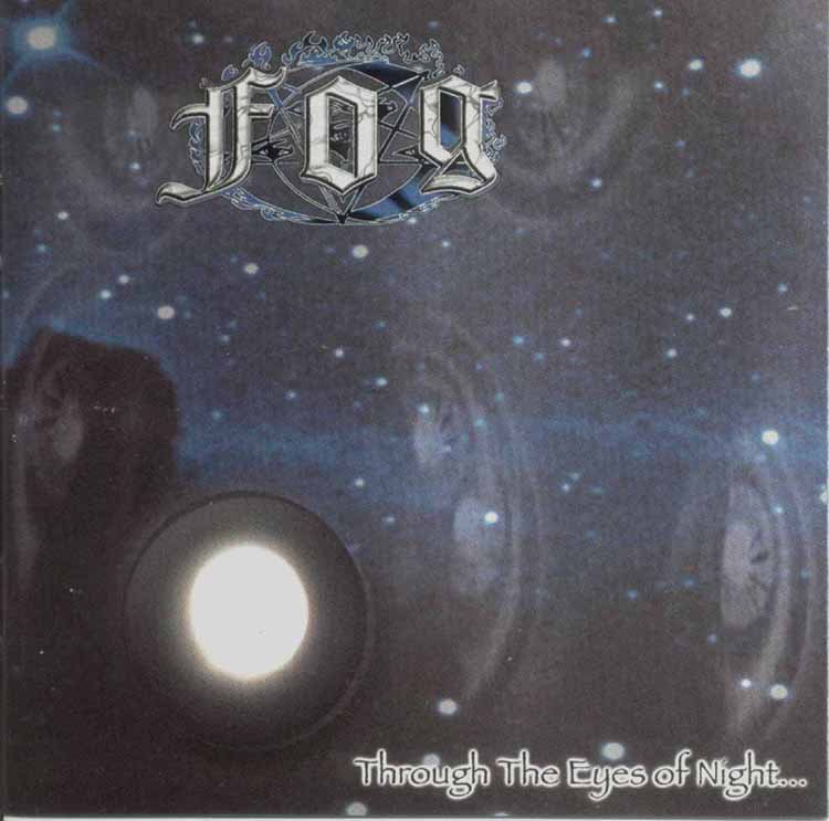 Fog (USA) - Through the Eyes of Night... Winged They Come (CD)