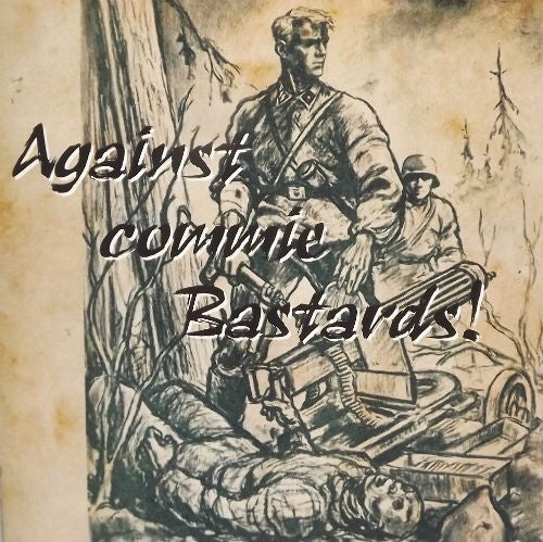 Against Commie Bastards Vol.1 (CD)