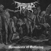 Impious Havoc-Monuments Of Suffering (CD)