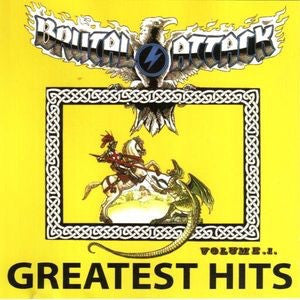 Brutal Attack-Greatest Hits Vol. 1 (CD)