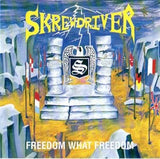 Skrewdriver-Freedom What Freedom (CD)