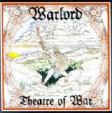 Warlord-Theatre Of War (CD)