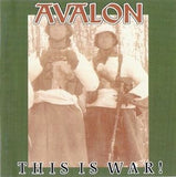 Avalon-This Is War! (CD)