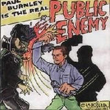 Paul Burnley Is The Real Public Enemy (CD)