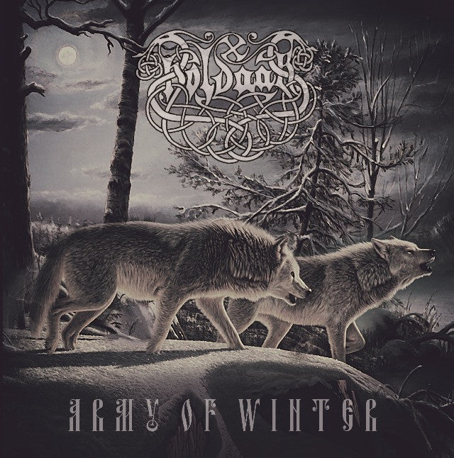 Holdaar-Army Of Winter (Limited Edition) (CD)