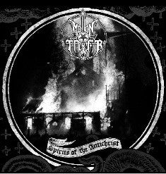 Moontower-Spirits Of The Antichrist (CD)