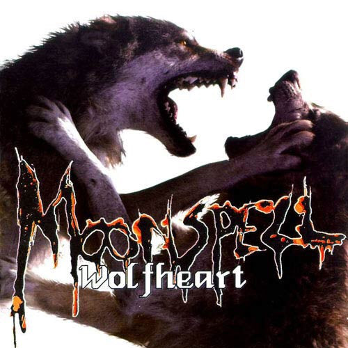 Moonspell-Wolfheart (CD)