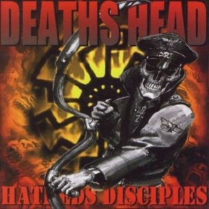 Deaths Head-Hatreds Disciple (CD)