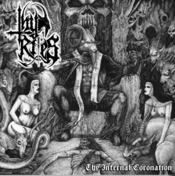 Thy Rites-Thy Infernal Coronation (CD)