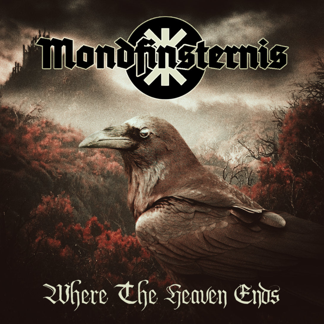 Mondfinsternis-Where The Heavens End (CD)