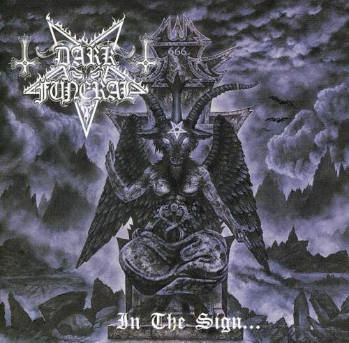 Dark Funeral-In The Sign... (CD)