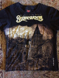 Graveworm-Engraved In Black (Small Shirt)