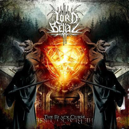 Lord Belial-The Black Curse (CD)