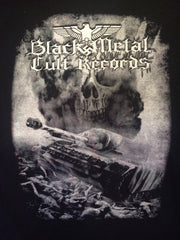 (0) Black Metal Cult Records / Terror Cult Division (X-LARGE SHIRT)