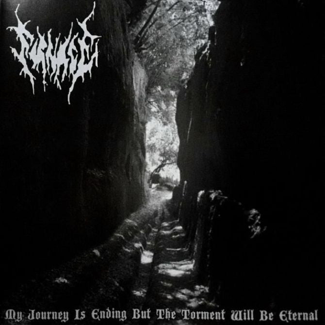 Fornace-My Journey Is Ending But The Torment Will Be Eternal (CD)