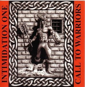 Intimidation One-Call To Warriors (CD)