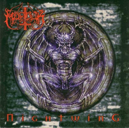 Marduk-Nightwing (CD)