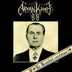 Aryan Kampf 88-Le Kombat Continue! (Limited Edition) (CD)