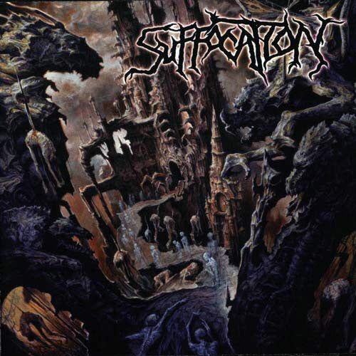 Suffocation-Souls To Deny (CD)