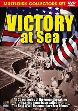 Victory At Sea (DVD)