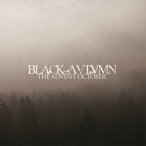 Black Autumn-The Advent October (CD)