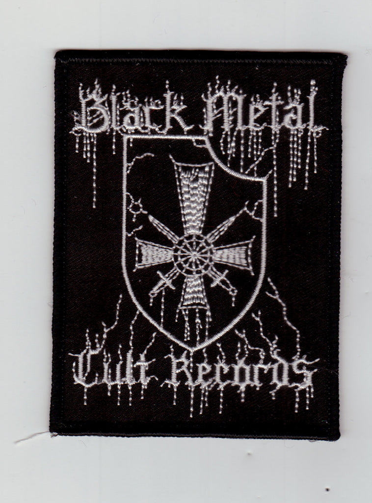 (0) Black Metal Cult Records (Patch)