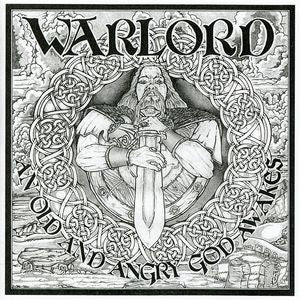 Warlord-An Old And Angry God Awakes (CD)