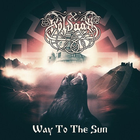 Holdaar-Way To The Sun + Fuckin Metal Thunder EP (Limited Edition) (CD)