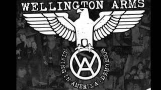 Wellington Arms-Living In Ámeriká-Demo 2008 (CD)
