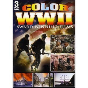 Color WW2 (DVD)