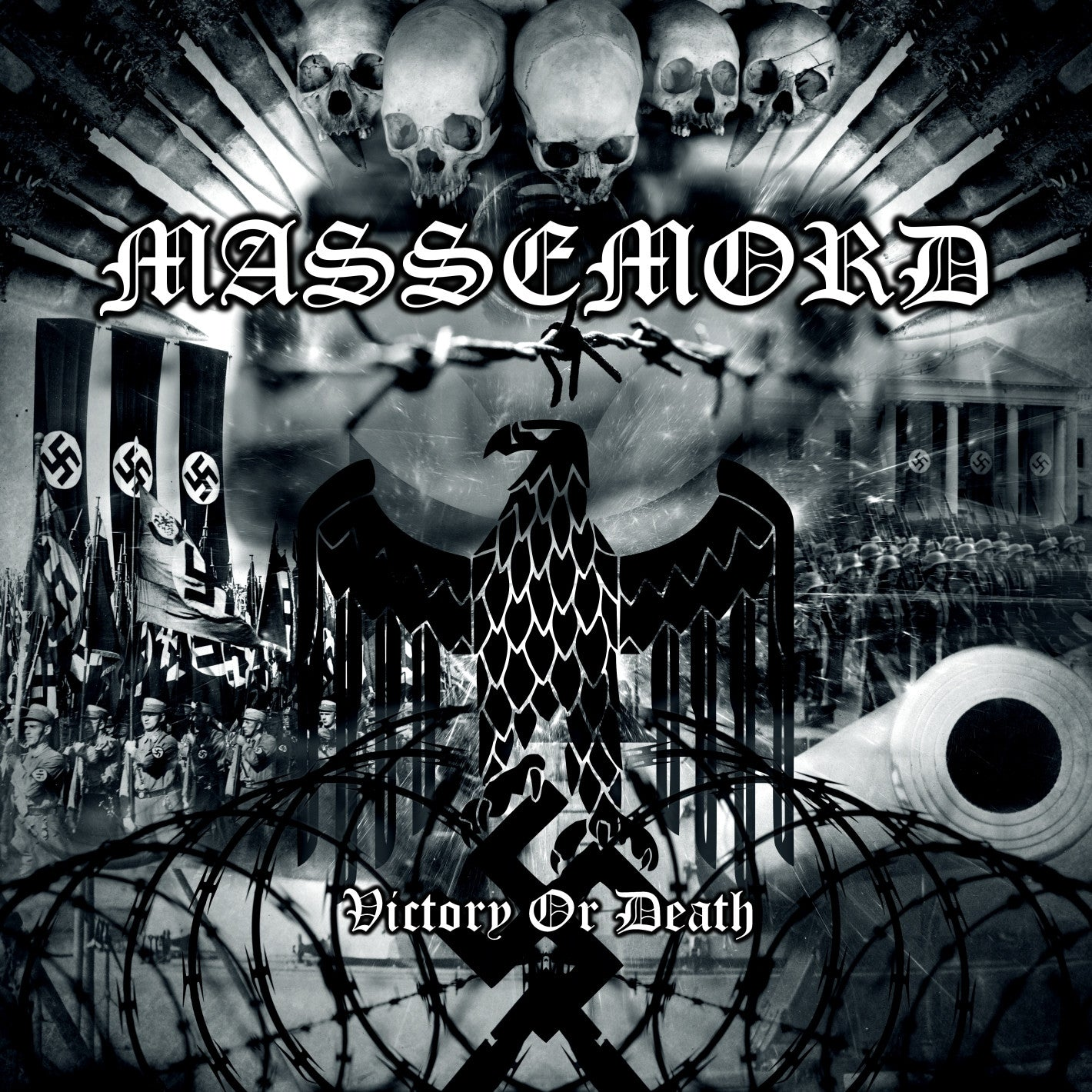 Massemord-Victory or Death (Limited Edition) (CD)