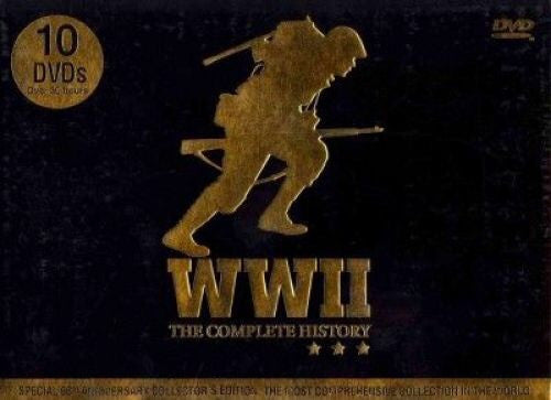 WW2 The Complete History (DVD)