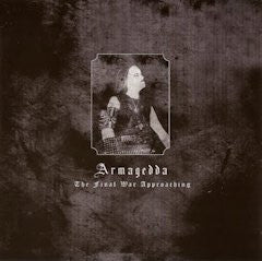 Armagedda-The Final War Approaching (CD)