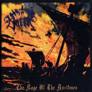 In Battle-The Rage Of The Northmen (CD)