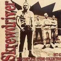 Skrewdriver-The Complete Studio Seasions 1977-1983 (CD)