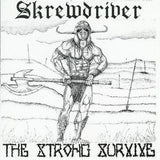 Skrewdriver-The Strong Survive (CD)