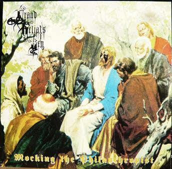 Grand Belials Key-Mocking The Philanthropist (CD)