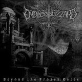 Gromm/Endless Blizzard-In The Glare Of Black/Beyond The Frozen Gates (CD)